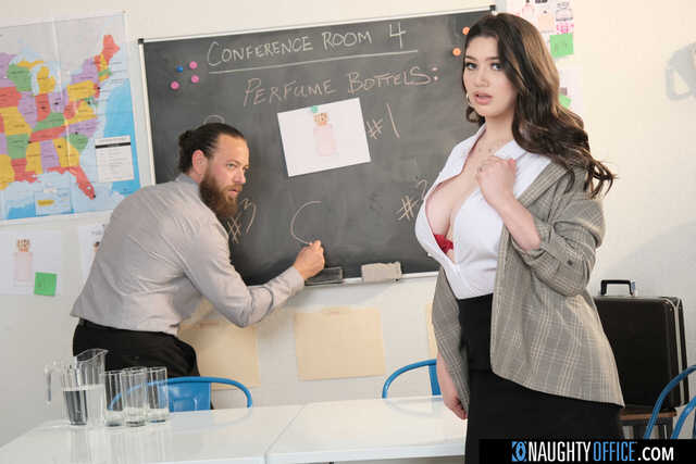 Alyx Star - Becomes Her Bosses Muse And Fuck Toy